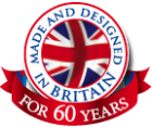 Made & Designed in Britain